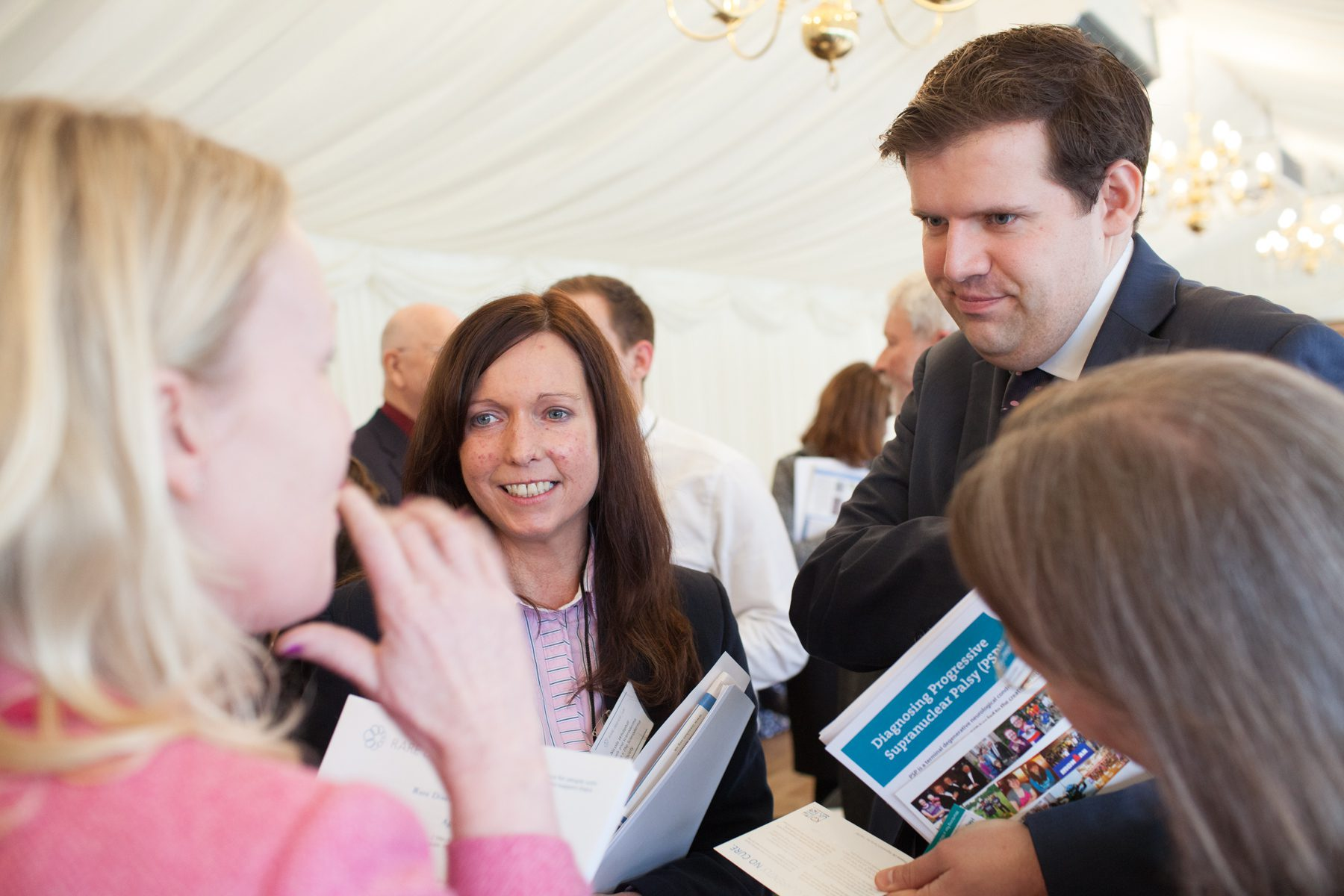 Patient Perspective on the Rare Disease Day Parliamentary Reception