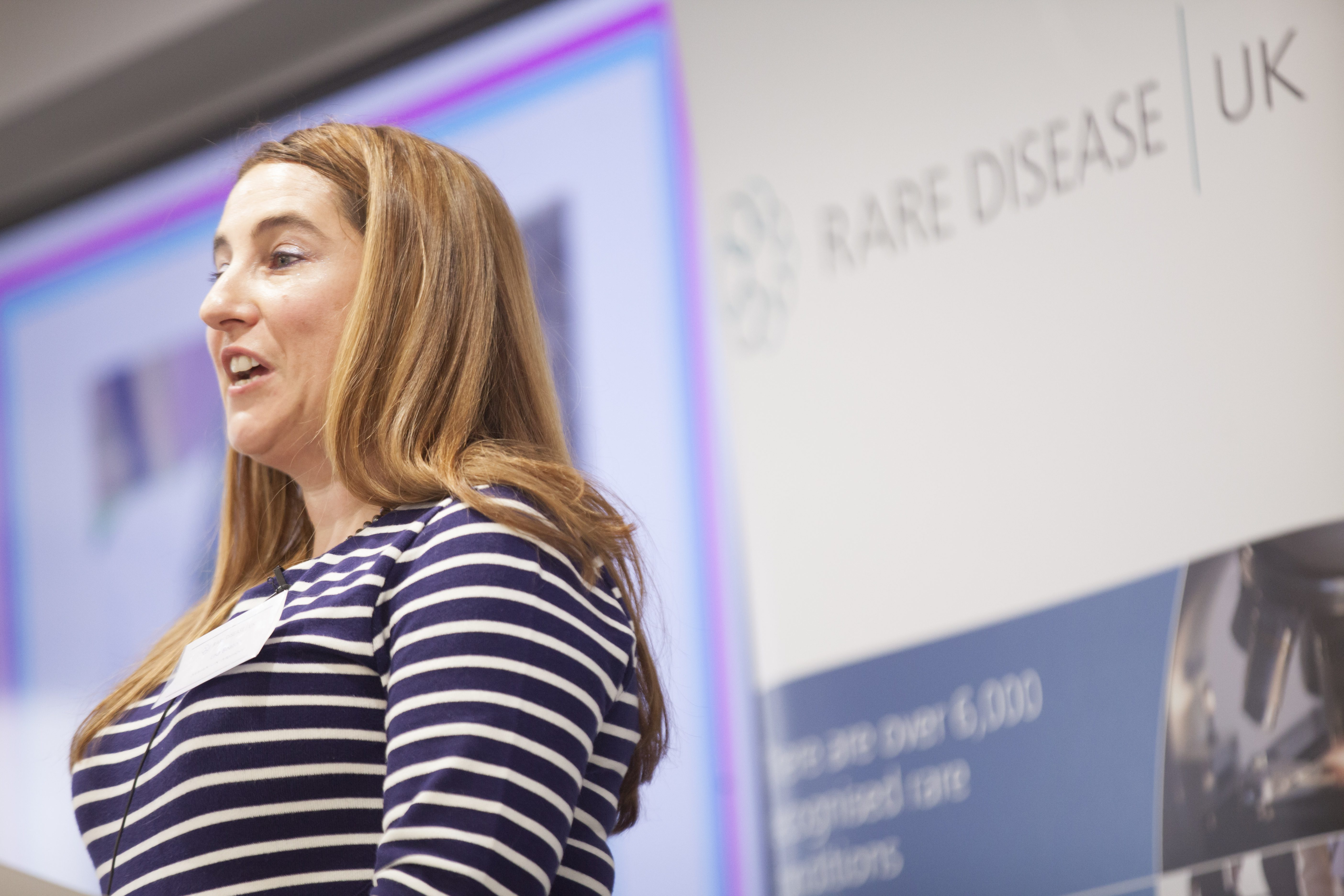 Lisa Beaton on her experience of speaking at the RDUK AGM