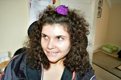 Bean the dancing queen: my sister, Rett syndrome, and hope