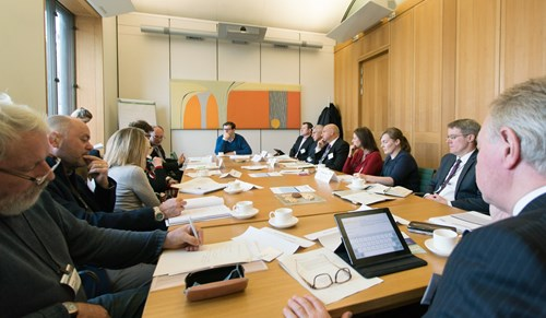 Department of Health and its arm's length bodies provide evidence to APPG inquiry