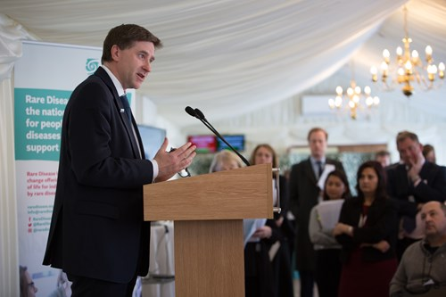 UK RARE DISEASES POLICY BOARD PUBLISHES SECOND REPORT
