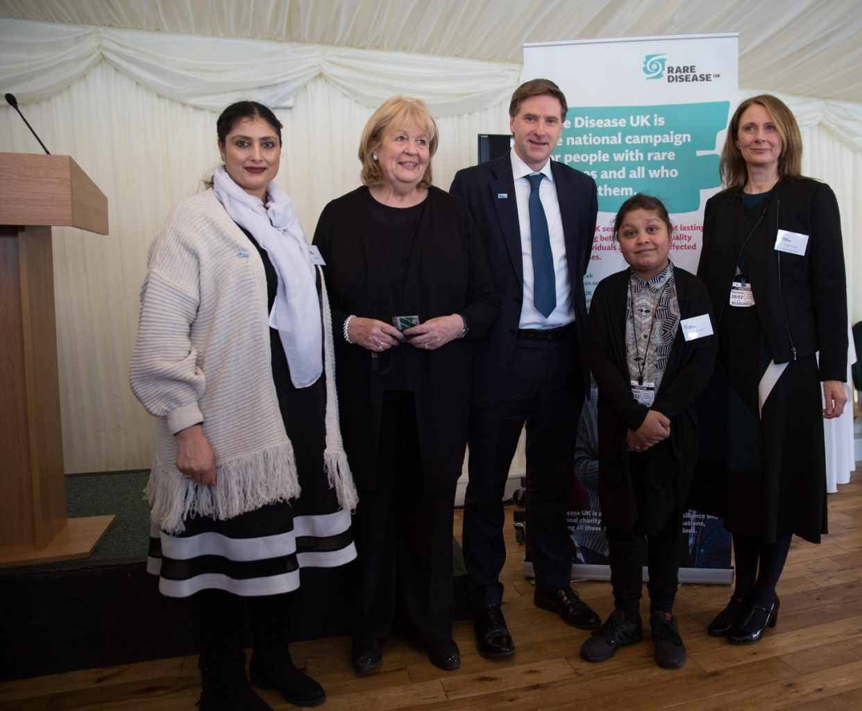 UK STRATEGY FOR RARE DISEASES PROGRESS REPORT 2018: OUR RESPONSE