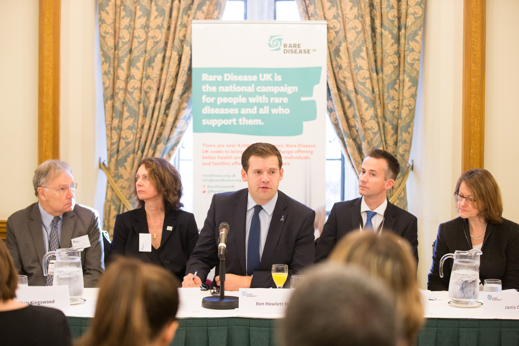 All Party Parliamentary Group hearing on access to medicines in England