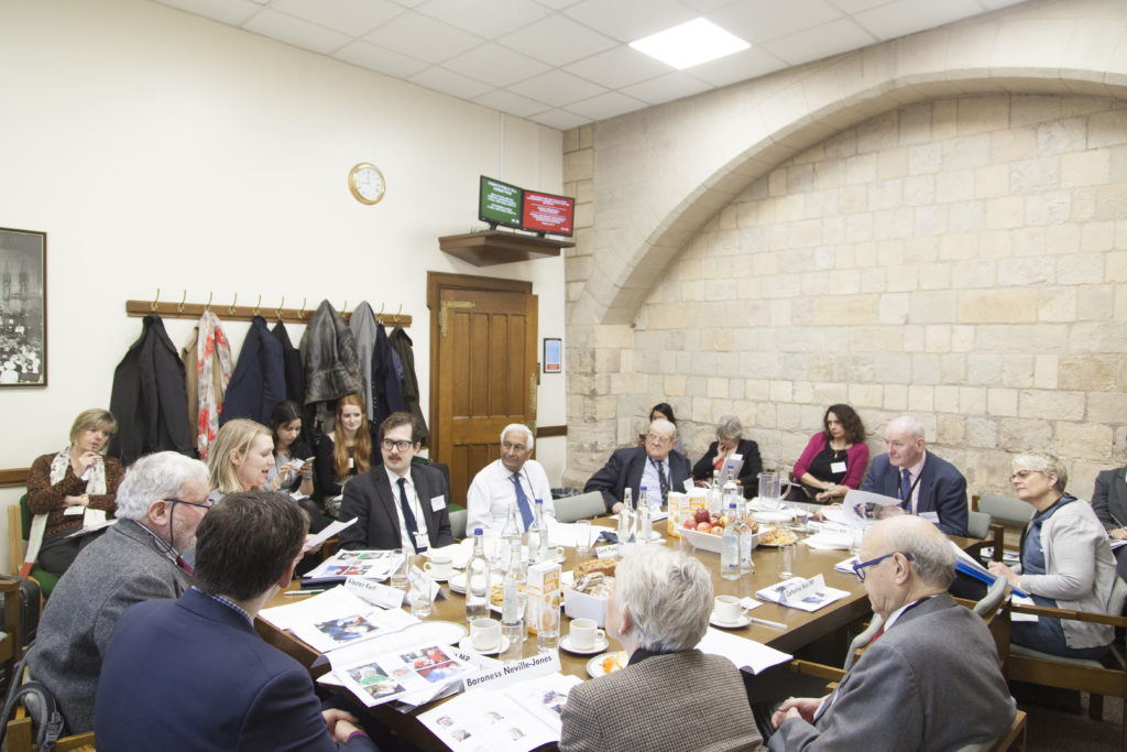 Launch of the All Party Parliamentary Group on rare, genetic and undiagnosed conditions