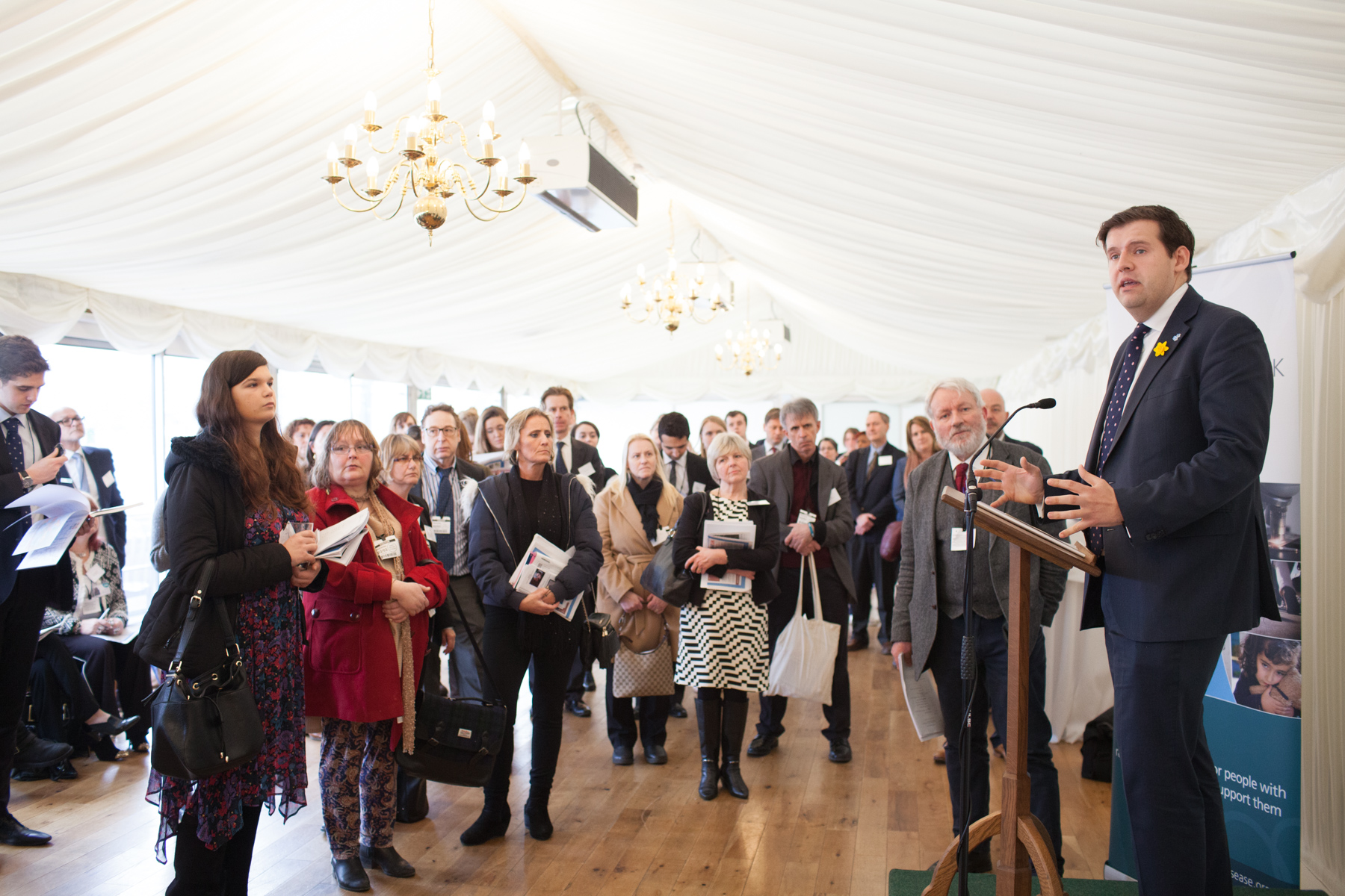 Rare Disease Day 2016 – Westminster Reception