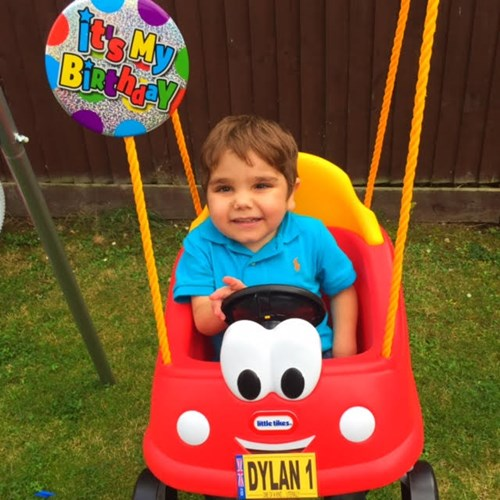 Dylan's Story: Our little puzzle