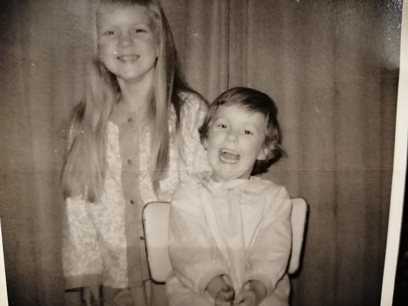 Donna's story: retinoblastoma