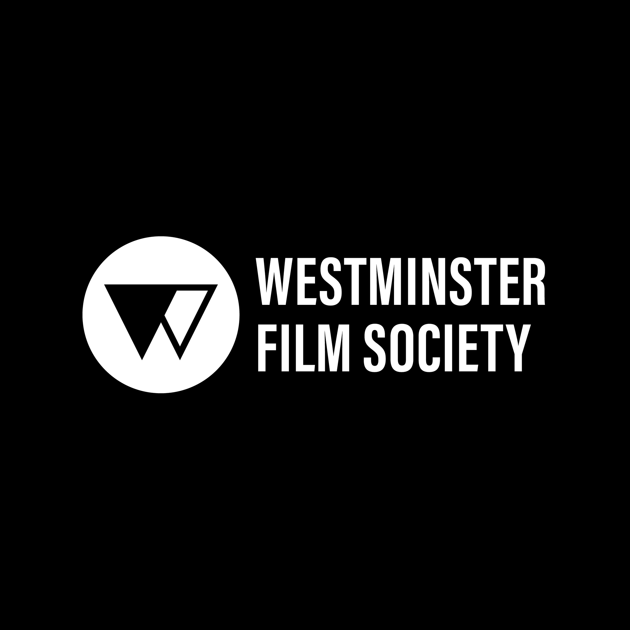 university of Westminster film society logo