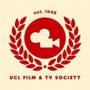 UCL university film society logo