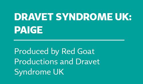 Dravet Syndrome UK: Paige
