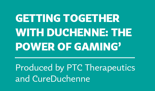 Getting Together with Duchenne: The Power of Gaming