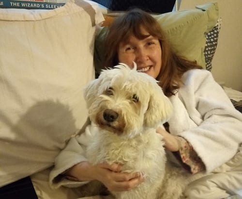 Karen's Story with daughter
