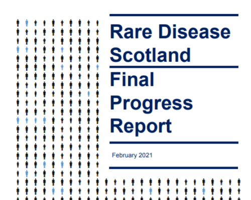 Rare Disease Scotland - Final Progress Report