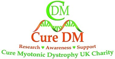 Cure DM logo